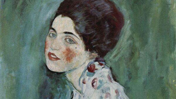 Густав Климт. Потрет Женщины. 1916