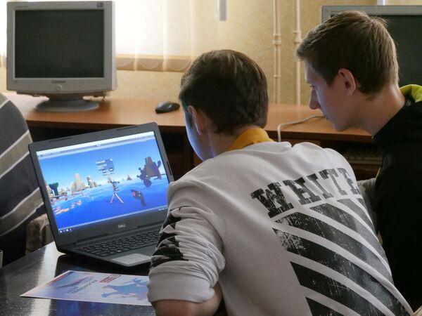 Школьники Тирасполя создают VR-проект