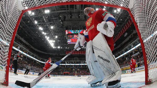 Хоккей. Кубок Первого канала. Швеция - Россия