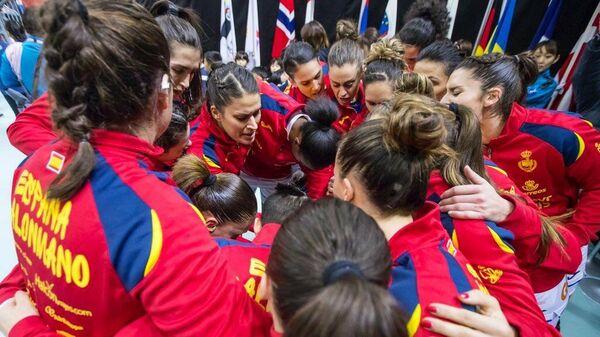 Женская сборная Испании по гандболу