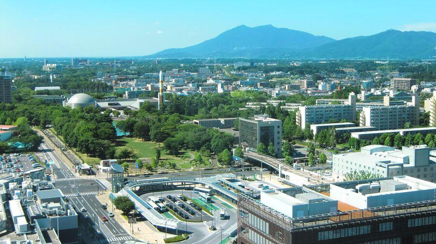 Научный городок Цукуба