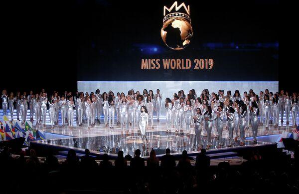 Участницы конкурса красоты Мисс мира - 2019 в Лондоне, Великобритания