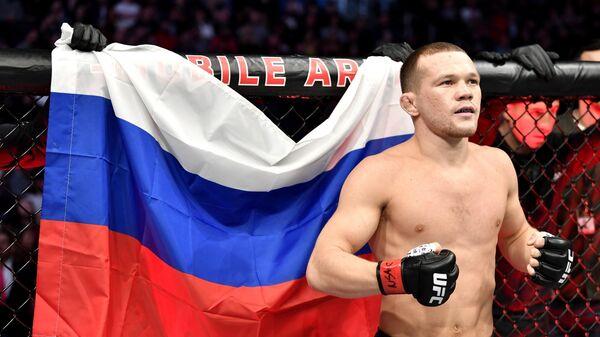 Петр Ян назвал величайшего бойца в истории UFC