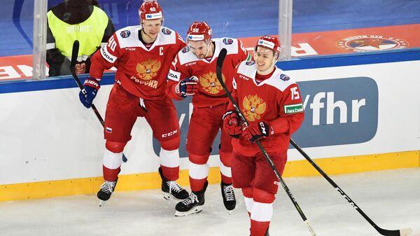 Хоккей. Еврочеллендж. Швейцария — Россия: прямая видеотрансляция