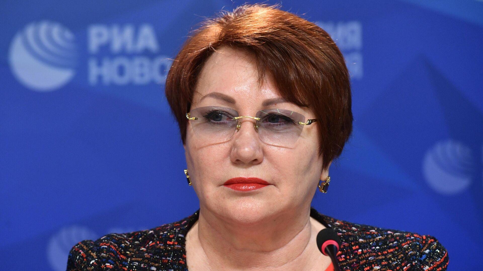 Сенатор оценила возможные санкции США против госдолга России