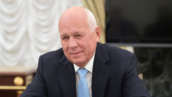 Генеральный директор государственной корпорации Ростех Сергей Чемезов