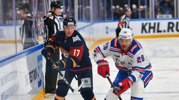 Владимир Галузин (слева) и Андрей Зубарев