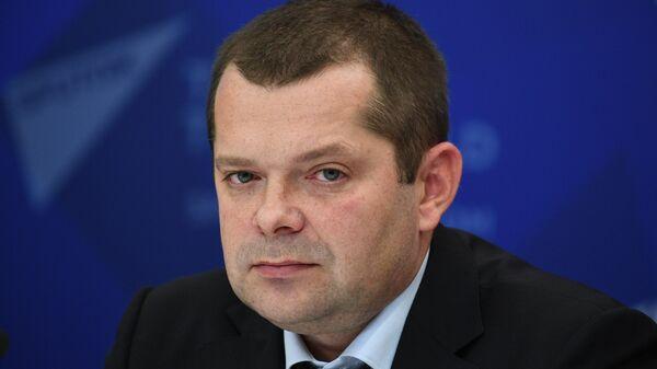 Начальник Управления реализации проектов в сфере образования и науки Россотрудничества Михаил Попов