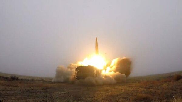 Полетели: испытания новых ракетных оперативно-тактических комплексов Искандер-М