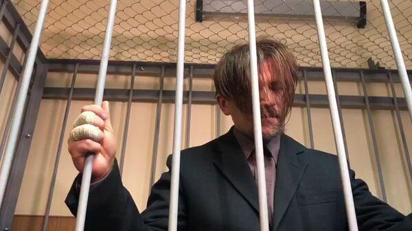 Андрей Бовт в суде