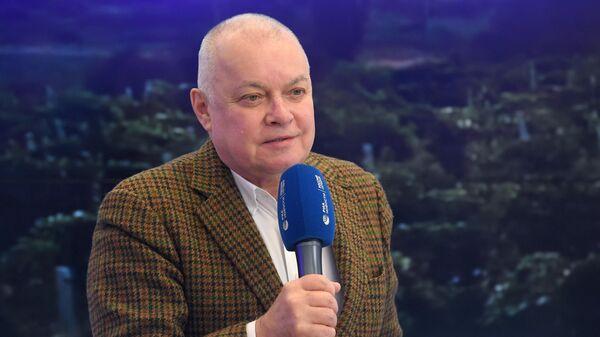 Председатель совета Союза виноградарей и виноделов России Дмитрий Киселев
