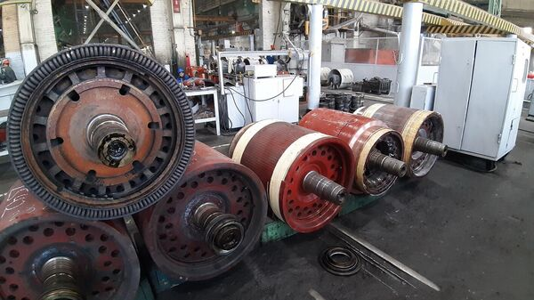 Слесарь по ремонту электрооборудования на станции Инская умышленно испортил двигатели электровозов на сумму более 2,7 миллиона рублей