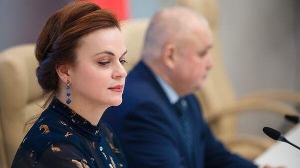 Председатель Совета по вопросам попечительства в социальной сфере Анна Цивилева