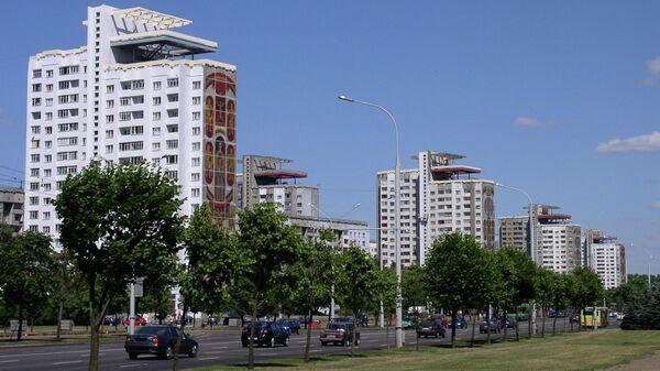 Микрорайон Восток-1 в Минске