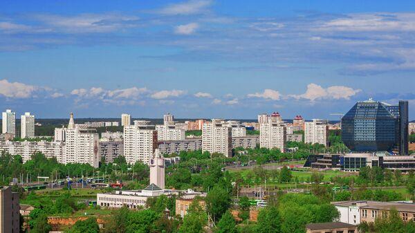 Микрорайон Восток в Минске