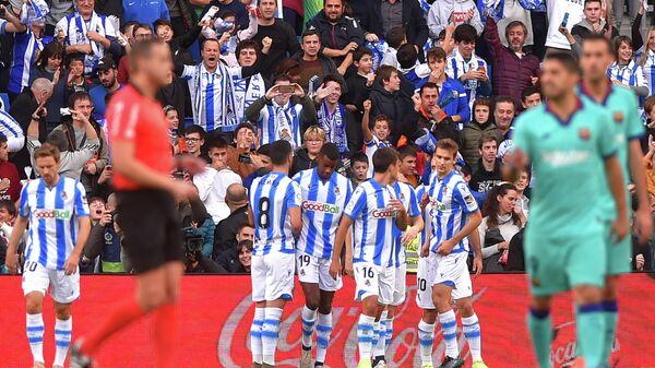 Футболисты Реал Сосьедад