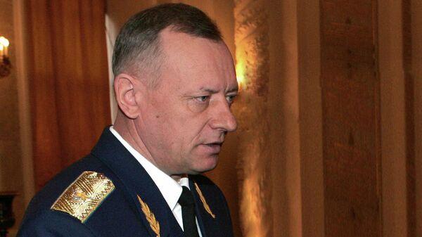 Генерал-лейтенант Анатолий Жихарев