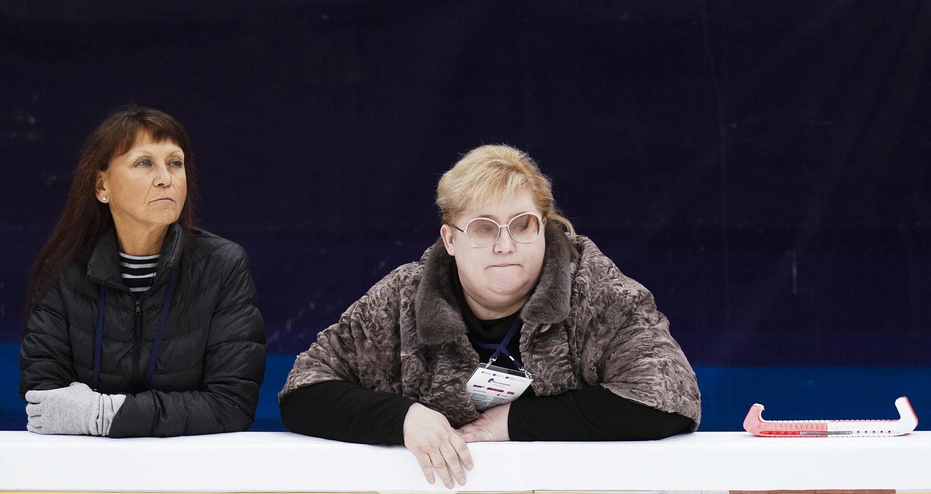 Тренер Нина Мозер - РИА Новости, 1920, 07.03.2021