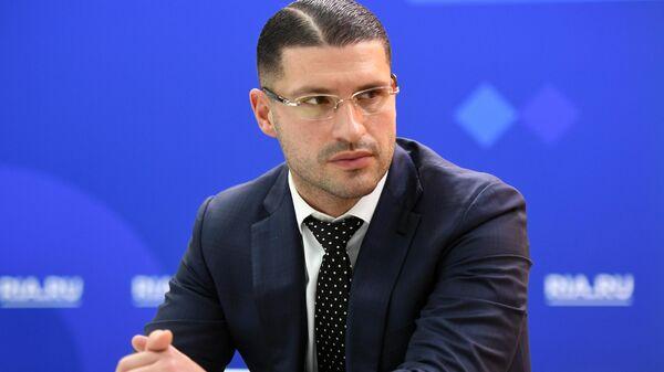 Руководитель российской контактной группы по внутриливийскому урегулированию Лев Деньгов