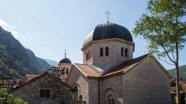Церковь в Черногории