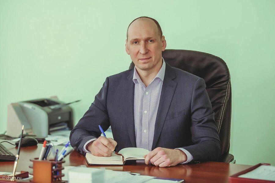 Директор Центра Тимошенков Сергей