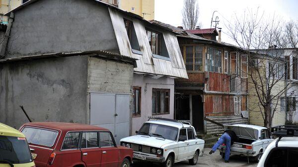 Улица Лысая гора в Сочи и ее окрестности