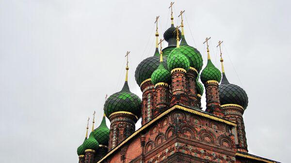 Храм Иоанна Предтечи в Ярославле