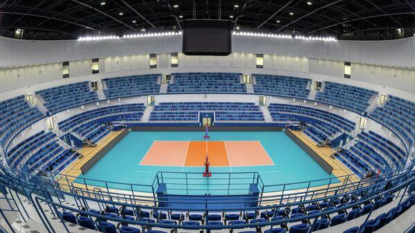 Волейбольная арена Динамо