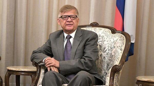 Посол РФ в Ливане Александр Засыпкин