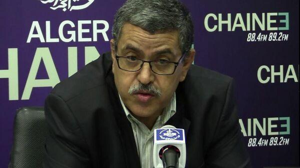Абдельазиз Джарад. Стоп-кадр видео