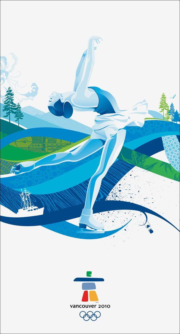 Символика Олимпиады-2010 в Ванкувере