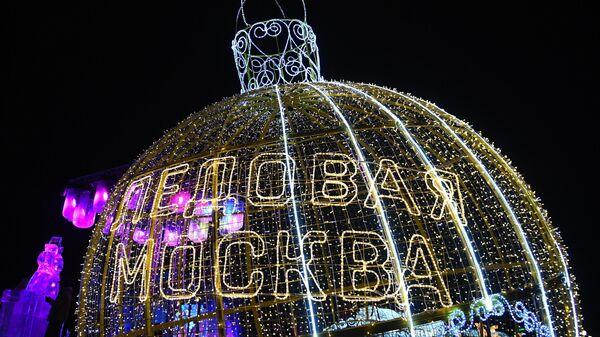 V Новогодний фестиваль Александра Ковтунца Ледовая Москва. В кругу семьи проходит в Парке Победы на Поклонной горе