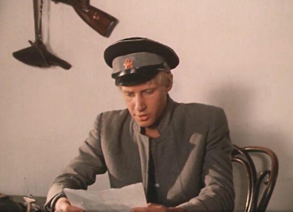Кадр из фильма Зеленый фургон