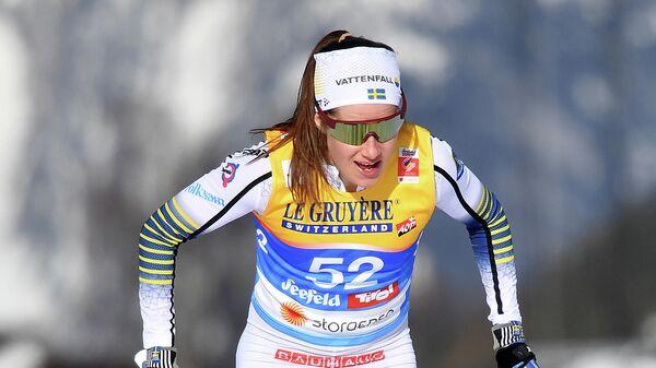 Лыжница Эбба Андерссон (Швеция)