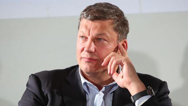 Генеральный менеджер баскетбольного клуба Нижний Новгород Сергей Панов