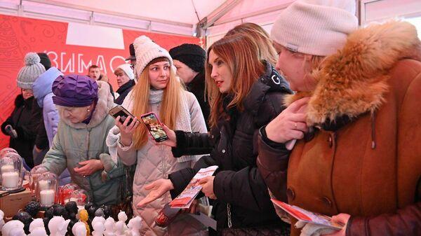 Фестиваль Сказочное Рождество в Истре