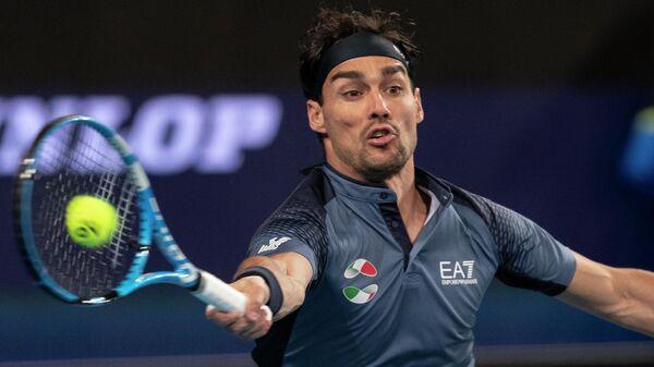Итальянский теннисист Фабио Фоньини