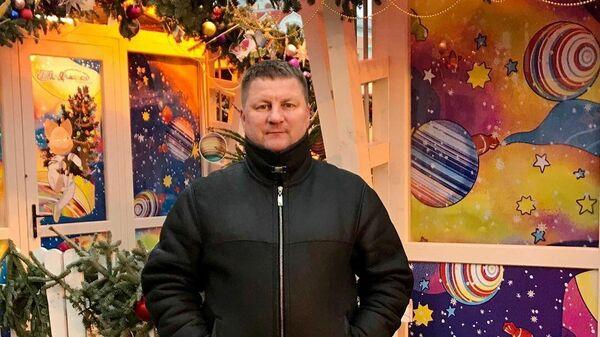 Бывший футболист Зенита, Торпедо и сборной России Александр Панов