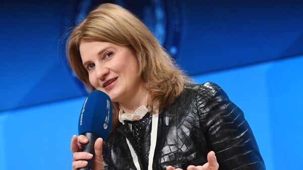 Президент группы компаний InfoWatch Наталья Касперская