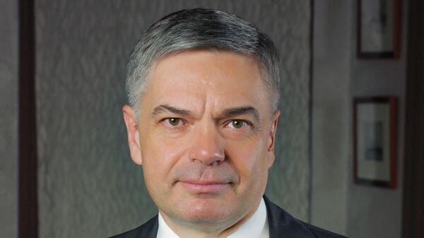 Президент Федерации гандбола России Сергей Шишкарев
