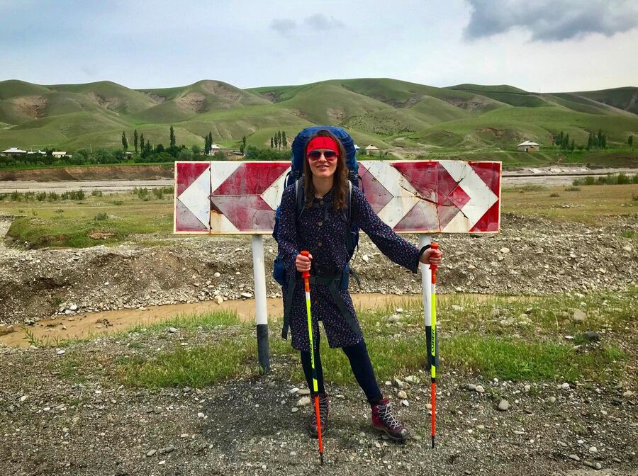 Киргизия, стартуем