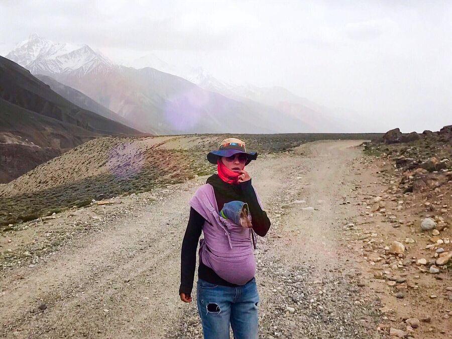 Памирское высокогорье, Таджикистан 2018
