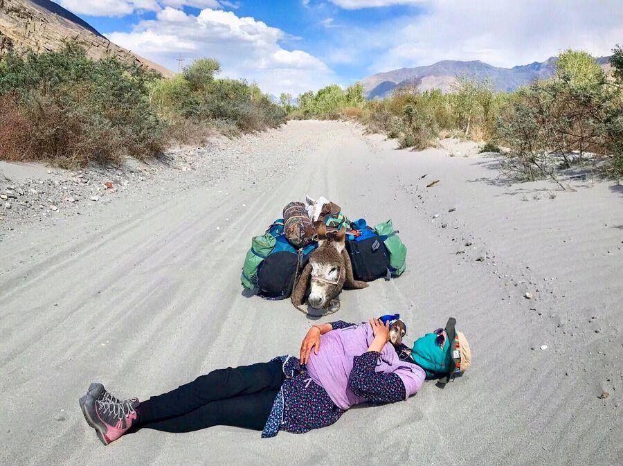 Перерыв на отдых, Таджикистан