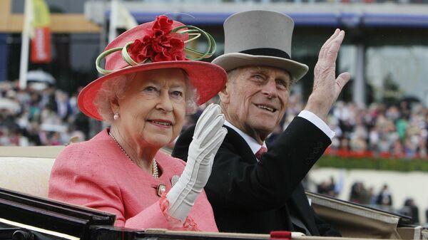 Если внук отказался вдруг. Елизавета II дала принцу Гарри вольную