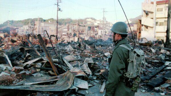 Последствия землетрясения в Кобе, 1995 год