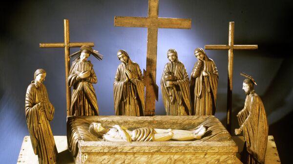 Композиция Положение во гроб