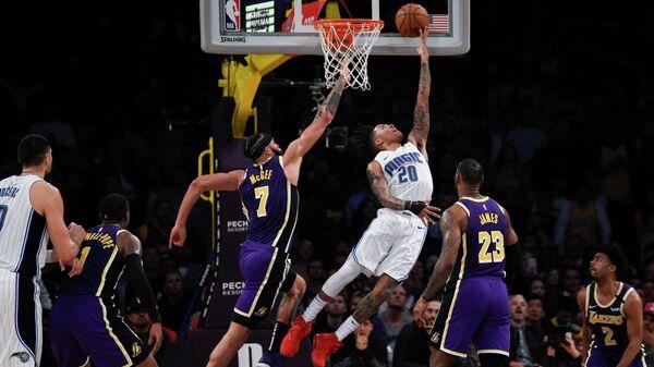 Матч НБА Орландо Мэджик - Лос-Анджелес Лейкерс