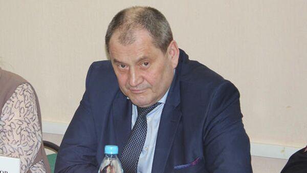 Министр внутренних дел по Республике Коми Виктор Половников