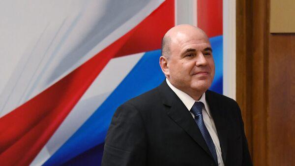 Кандидат на пост премьер-министра РФ Михаил Мишустин