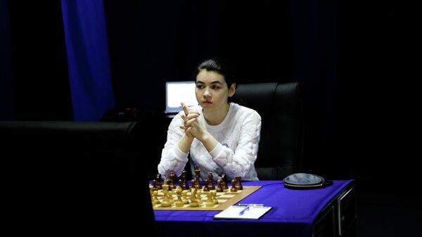 Претендентка на титул чемпионки мира по шахматам россиянка Александра Горячкина